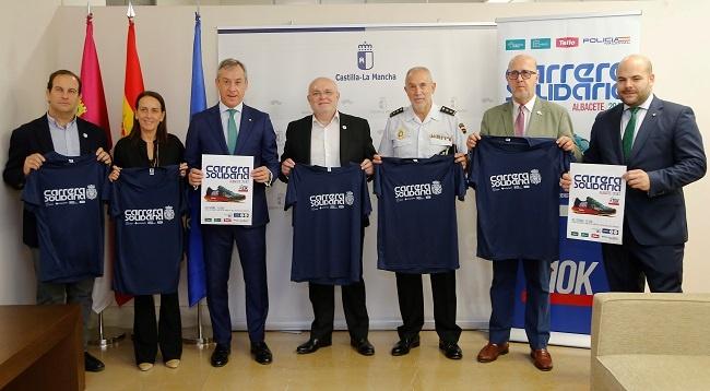 Carrera Solidaria Camisetas