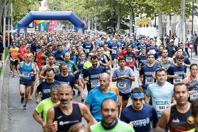 Corriendo en Albacete